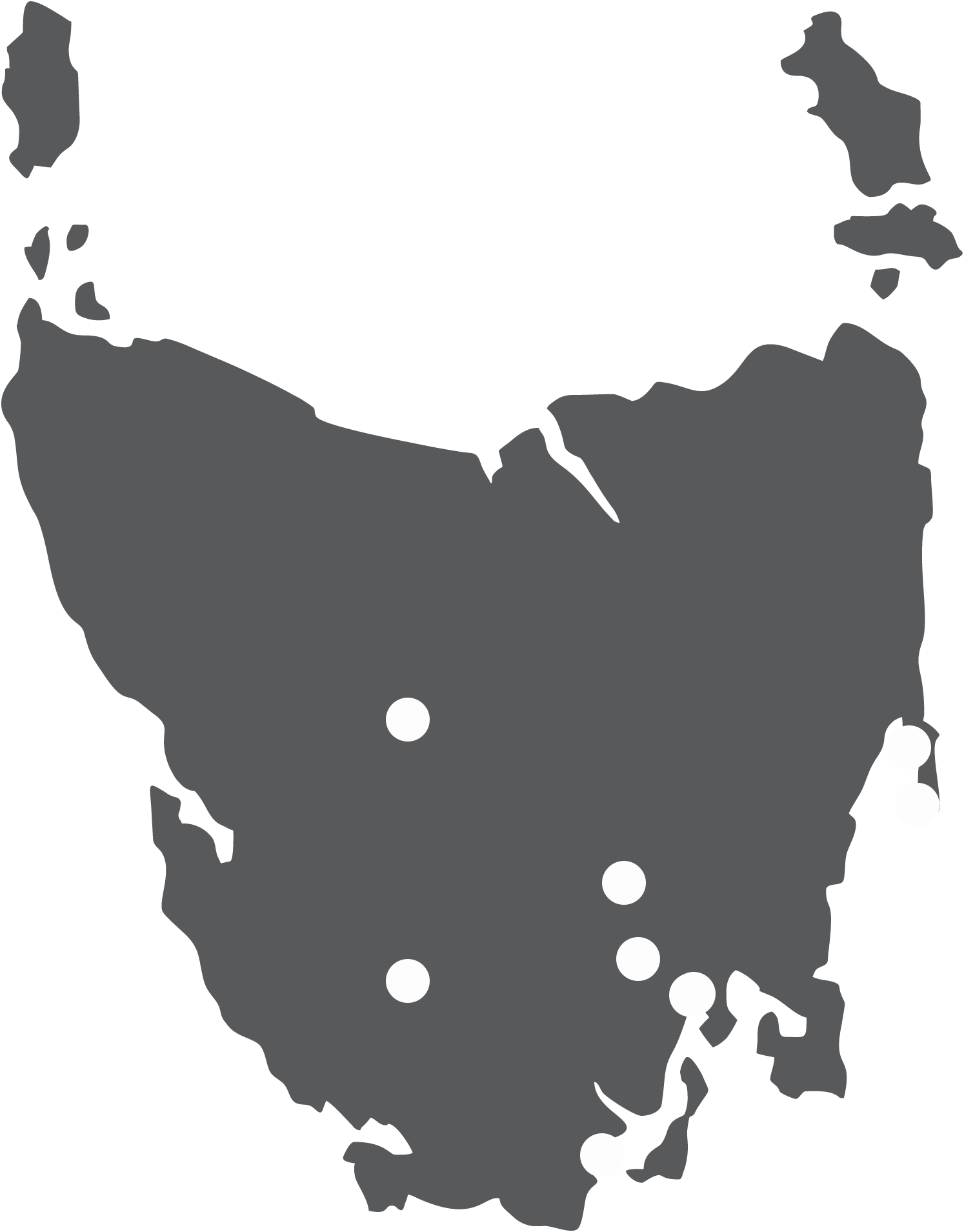 Fly Drive Map