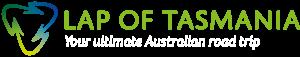 Lap of Tasmania logo