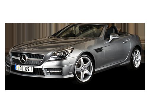 2012 Mercedes SLK-350
